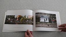 'Innerscapes' , Nurturing the Self in a High Speed World;publication as part of the intervention in public space. 
